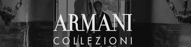 アルマーニ・コレツィオーニ ネクタイ【Armani Collezioni】