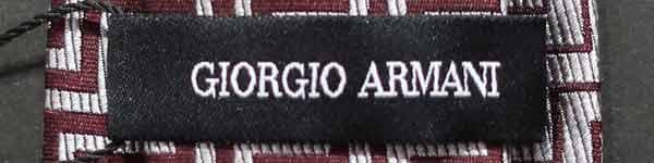 ジョルジオ・アルマーニ・ネクタイ [Giorgio Armani ネクタイ]